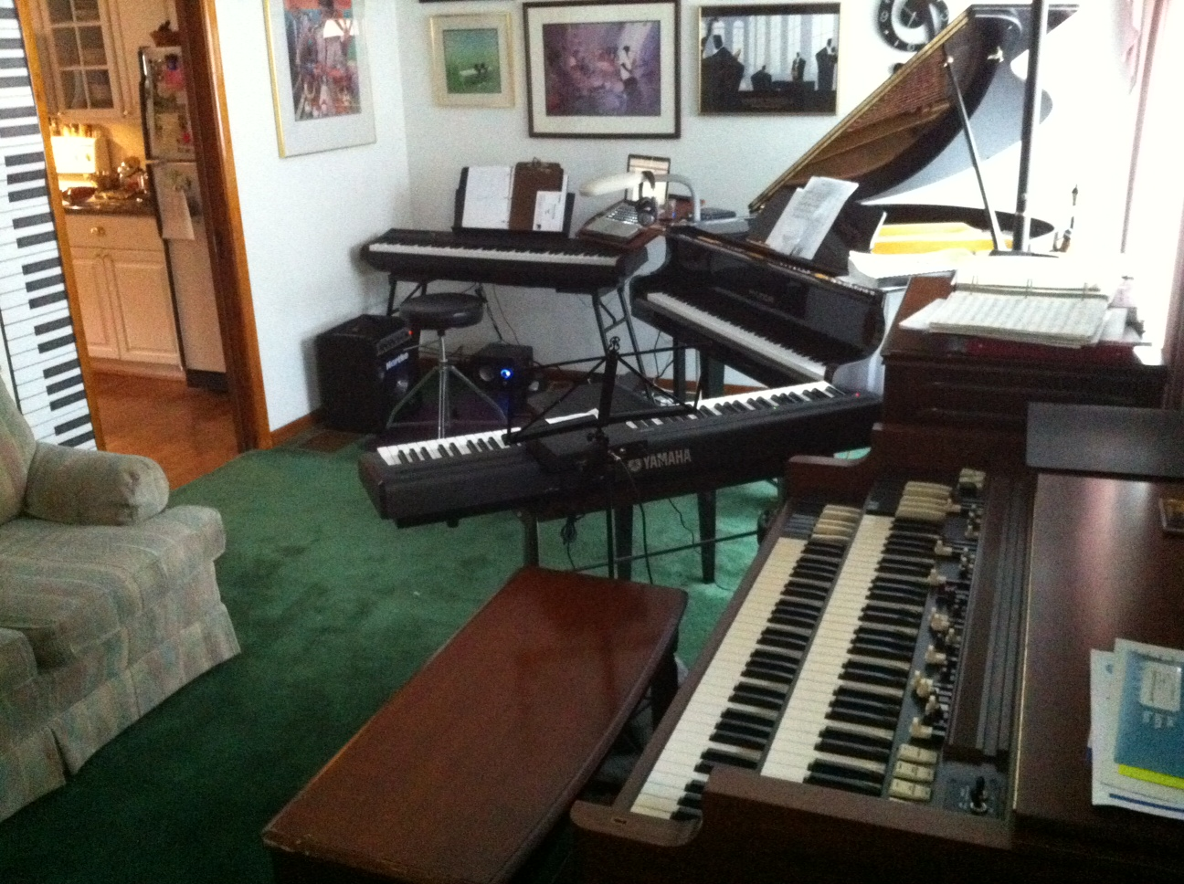 Links for The family room recording studio