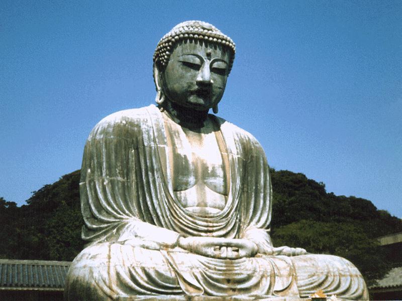 Amida Buddha Statue Amida Buddha Not Siddhartha